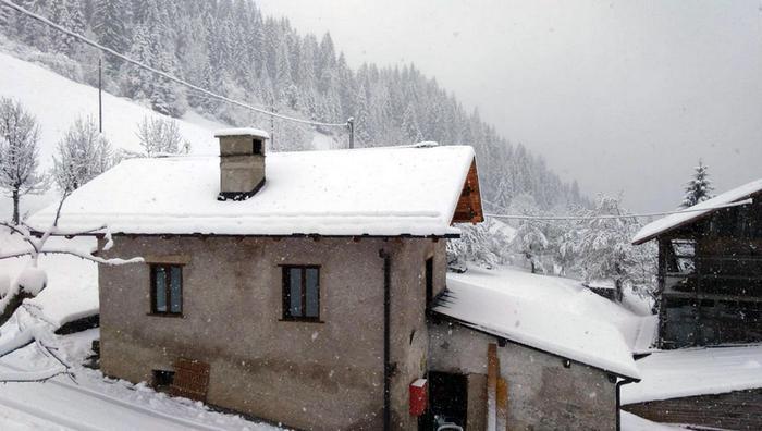neve Dolomiti