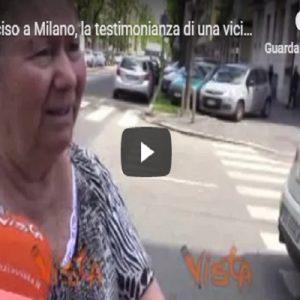 """Bimbo ucciso a Milano, la testimonianza di una vicina: """"La madre era una bravissima persona"""" VIDEO"""
