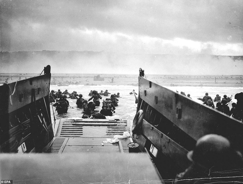 D-Day, le FOTO inedite4