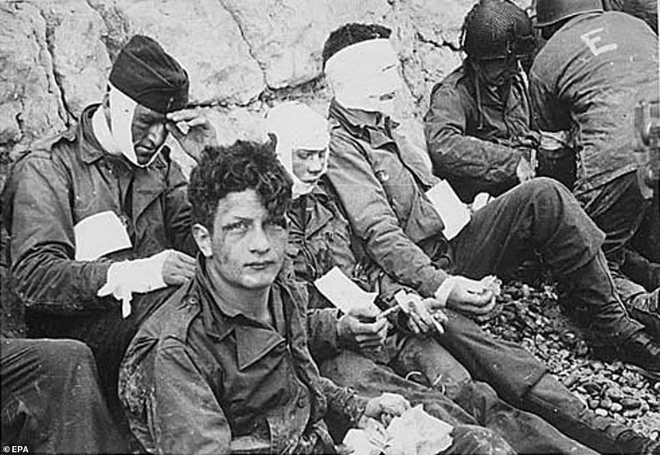 D-Day, le FOTO inedite3