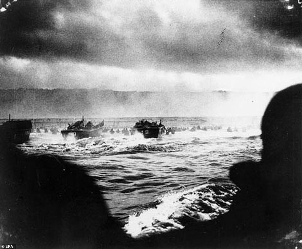 D-Day, le FOTO inedite1
