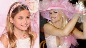 Anna Nicole Smith, la vita incredibile della figlia Dannielynn Birkhead: baby modella a 12 anni