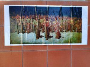 Fiumicino: dopo i sonetti dei poeti, sui muri arrivano i capolavori dei pittori1