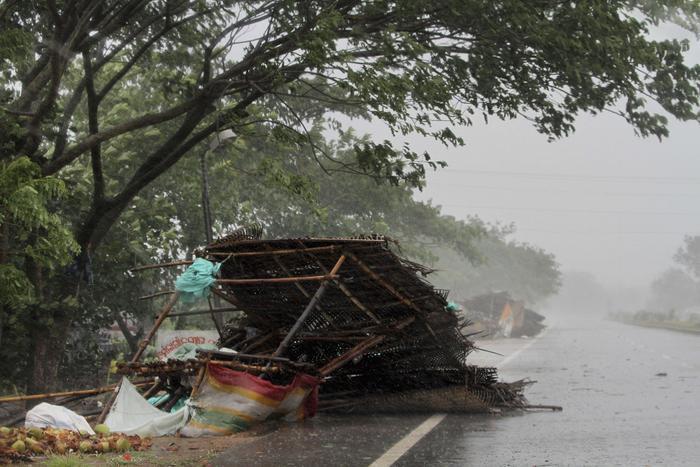 India: ciclone Fani, 1,2 milioni persone abbandonano le loro case4