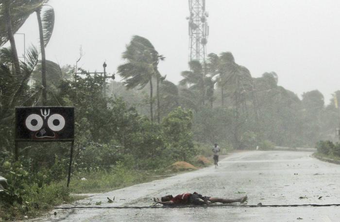 India: ciclone Fani, 1,2 milioni persone abbandonano le loro case5