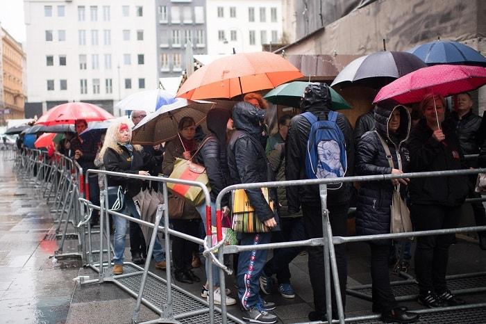 Niki Lauda, funerali a Vienna6