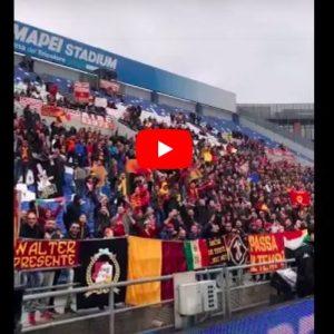 Coro dei tifosi della Roma per Diletta Leotta, il VIDEO è virale