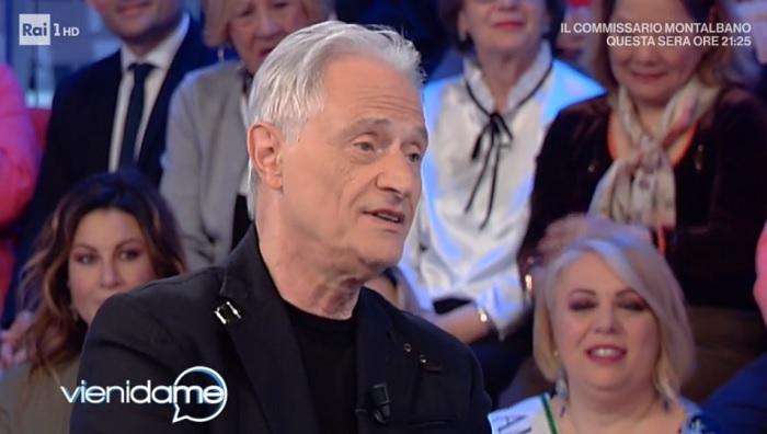 """Vieni da Me, Amedeo Minghi: """"Le critiche di Ornella Vanoni ..."""
