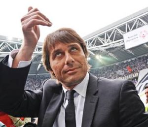 """Antonio Conte dice no alla Roma: """"Non ci sono le condizioni"""" (foto Ansa)"""