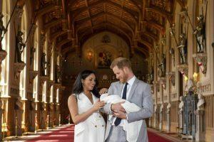 Royal Baby, Archie è la prima persona al mondo a poter diventare Re d'Inghilterra e Presidente Usa