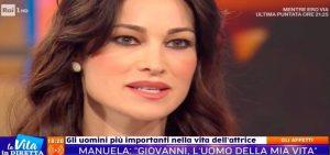 """La Vita in Diretta, Manuela Arcuri contro Ballando con le Stelle: """"I giudici..."""""""