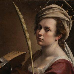 Artemisia Gentileschi, la sua Santa Caterina d'Alessandria dalla National Gallery ad un carcere femminile