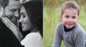 Harry e Meghan: gli auguri social alla piccola Charlotte che imbarazzano la regina