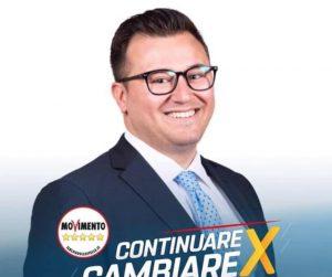 """Vito Avallone (M5s): """"Salvini mi ha bloccato su Facebook"""""""
