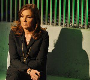 """Maurizio Costanzo Show, Barbara Palombelli: """"Serena? Siamo stati aiutati da..."""" (foto Ansa)"""