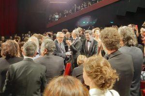 Marco Bellocchio, 13 minuti di applausi per Il Traditore a Cannes