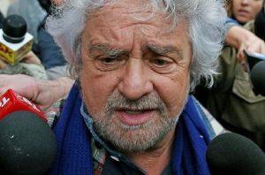 "Europee 2019, Beppe Grillo: ""Oggi Radio Maria e Canti Gregoriani"" (foto Ansa)"