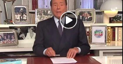 "Berlusconi: ""Continuerò a battermi per i diritti degli animali"" VIDEO"