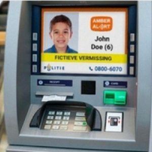Olanda, bimbi scomparsi sui monitor dei bancomat. E' la prima volta al mondo