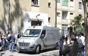 Milano: la faccia di un uomo che ammazza di botte un bambino di 2 anni