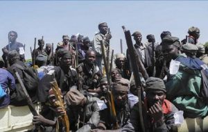 """Ciad, la storia di Halima: """"Ecco come sono diventata una terrorista di Boko Haram"""" (foto Ansa)"""