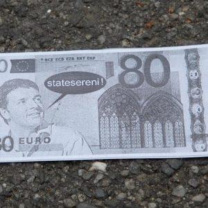 """Tria contro gli 80 euro: """"Sbagliati, li riassorbiremo"""". Dove, quando? """"Con la riforma dell'Irpef"""". State sereni..."""