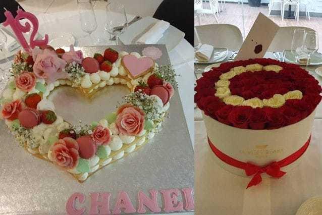la torta di chanel