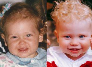Chiara Ferragni da piccola è uguale a Leone FOTO: la somiglianza è impressionante