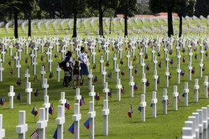 Seconda guerra mondiale, per 74 anni si prende cura della tomba di un soldato americano mai conosciuto