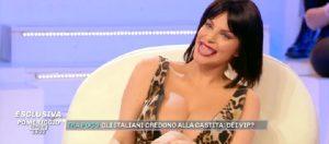 """Pomeriggio 5, Francesca Cipriani rivela: """"Ecco da quanto non faccio l'amore"""""""