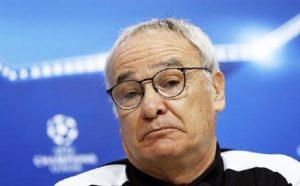 """Claudio Ranieri ridimensiona la Roma: """"Il prossimo anno sarà difficile lottare per la Champions League"""""""