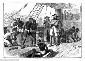 Clotilda, i resti dell'ultima nave di schiavi trovati in Alabama. Salpò dal Benin, fu data alle fiamme nel 1859