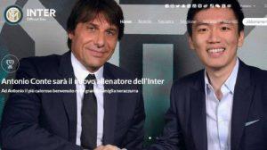 """Conte all'Inter, Curva Nord: """"Non siamo la Juve"""". Mentana: """"Parole farneticanti"""""""