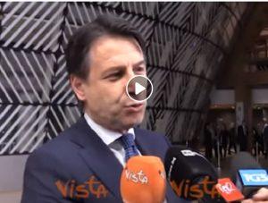 """Europee 2019, premier Conte: """"Mi sono tenuto lontano, nemmeno a casa sanno cosa ho votato"""""""
