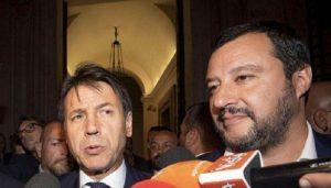 """Aumento Iva, Conte: """"Difficile evitarlo"""". Salvini: """"Mi rifiuto"""". E intanto lo Spread..."""