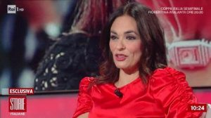 "Storie Italiane, Maria Grazia Cucinotta: ""Pamela Prati? La conosco e..."""