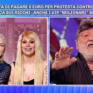 """Pomeriggio 5, Barbara d'Urso si infuria con Roberto da Crema: """"Nella mia trasmissione..."""""""