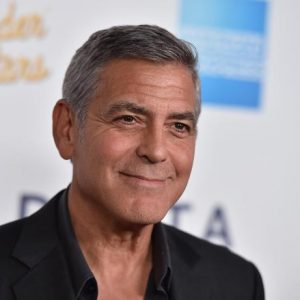 george clooney incidente