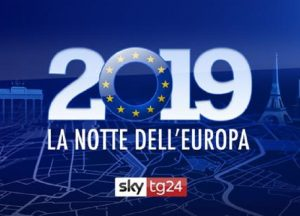 Elezioni Europee 2019, exit poll Sky: Lega 27-30. Pd 21,5-24,5. M5s 20-23
