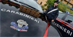 cesano carabiniere investito