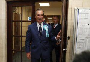 Brexit party di Farage e Cdu/Csu tedeschi condividono il primato Ue: 29 seggi
