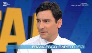 Francesco Rappetti, figlio di Mogol e i retroscena a Vieni da me