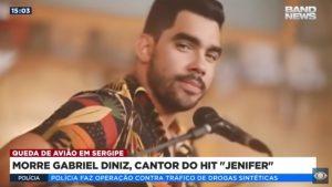 Gabriel Diniz, il cantante brasiliano è morto in un incidente aereo