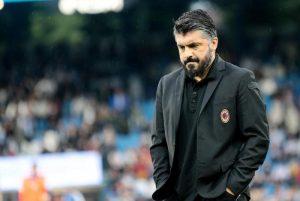 Gattuso e gli altri: a parte il Napoli, tutte le big cambiano l'allenatore, da Allegri in giù