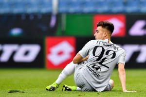Genoa-Roma 0-1, El Shaarawy sblocca la partita con una magia