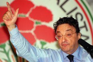 Gianni De Michelis è morto l'11 maggio 2019: fu uno dei simboli del Psi di Craxi