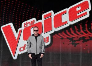 The Voice of Italy, squadra al completo per Gigi D'Alessio con Elisabetta