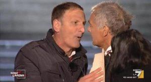 """Non è l'Arena, Massimo Giletti: """"Ecco cosa è successo col sindaco di Mezzojuso"""""""
