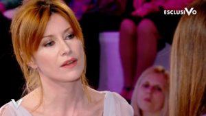 Giorgia Wurth a Verissimo difende Fausto Brizzi: Famiglia distrutta