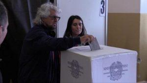 Europee 2019 Genova, il Pd primo partito nel seggio di Beppe Grillo